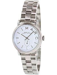 Marc by Marc Women's MBM3246 Silver Stainless-Steel Swiss Quartz Watch