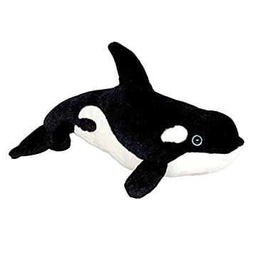 Wild Planet 30cm All About Nature Wild Planet Orca Whale Plush
