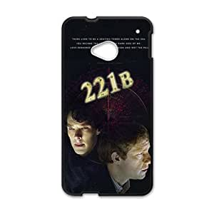 221 B Hot Seller Stylish High Quality Hard Case For HTC M7