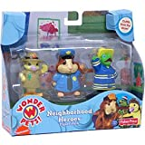 Wonder Pets Neighborhood Heroes Figure Pack