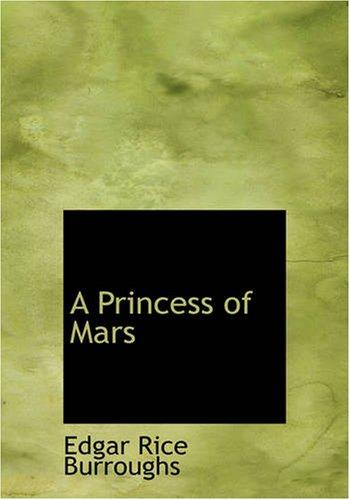 Download A Princess of Mars pdf epub