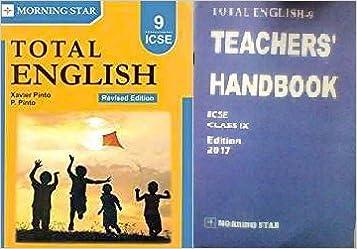 total english 9 icse teachers handbook