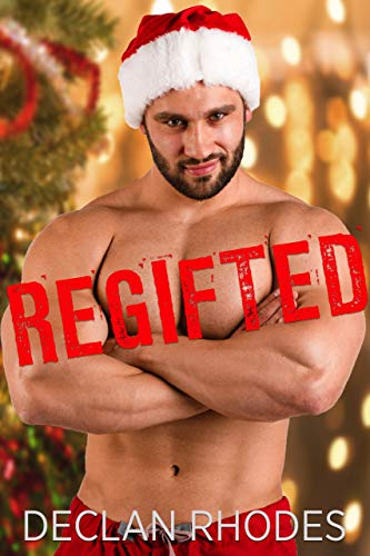 Regifted Muscle Nerd Holiday Romance ebook product image