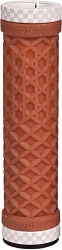 ODI Vans (No Flange) Lock-On Grips 130mm Ltd Gum Brown D3OVNGR-W
