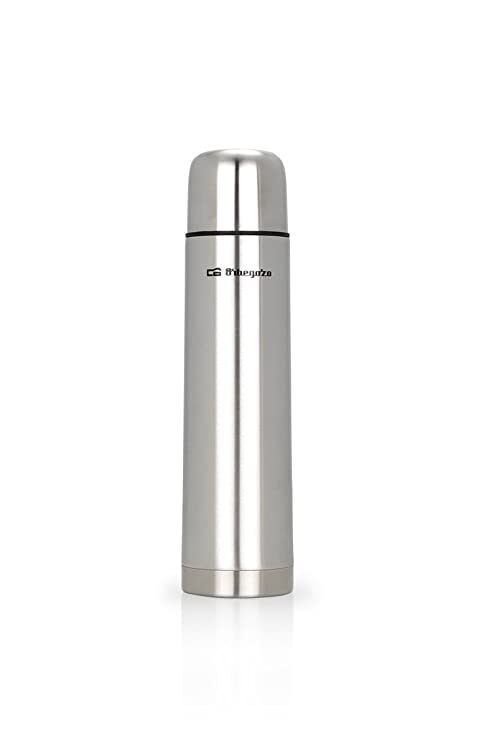 Orbegozo TRL 10060 Termo líquido, INOX, 1000 ml, Acero Inoxidable