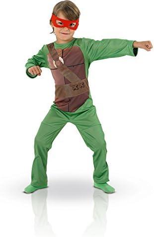 Tortuga Ninja - 154665m - Disfraces clásicos para niños - Talla M ...