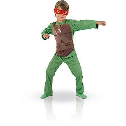 Tortugas Ninja 154665l - Traje Disfraces para niños, tamaño ...