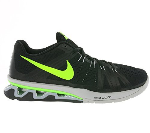 Green Black Black Lightspeed Men NIKE 7 Shoes Black Black Reax s Electric Gymnastics Wolf grey qUtwzv7