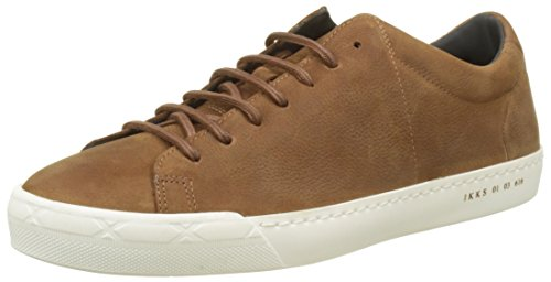 IKKS Sneakers, Basse Uomo Marron (Roux)