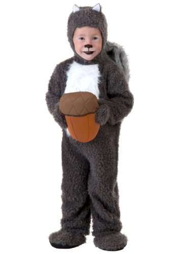 Little Boys' Squirrel Costume 18 (Infant Squirrel Halloween Costume)