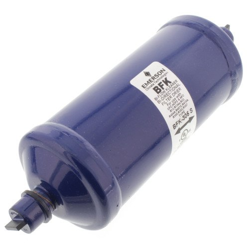5/8'' ODF BFK305S-Series Liquid Line Bi-Directional Filter Drier by Emerson Flow Controls