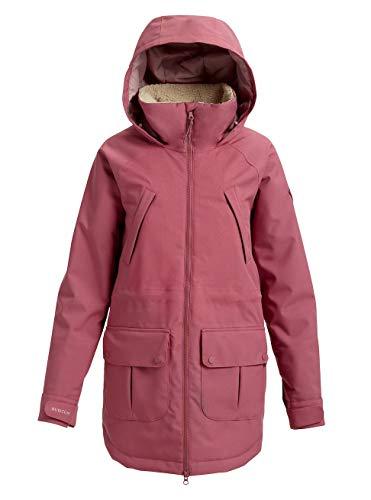 (Burton Prowess Snow Jacket Small Rose)