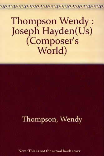 Joseph Haydn (Composer's World) PDF