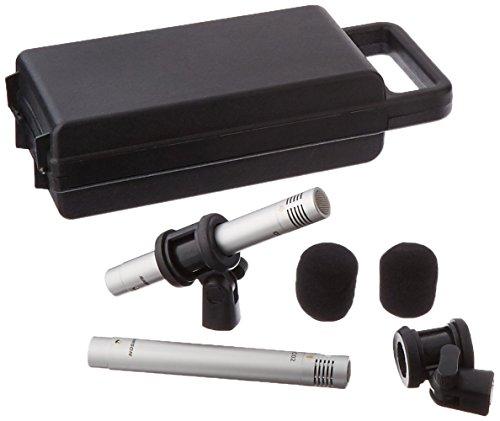 Samson C02 Pencil Condenser Microphones (Condenser Pair Studio)