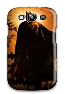 Snap-on Batman 3 The Dark Knight Rises Case Cover Skin Compatible With Galaxy S3