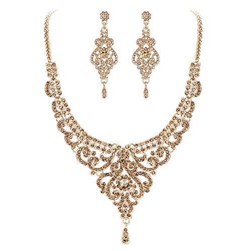 wedding vintage necklace - 8