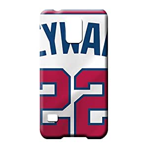 samsung galaxy s5 Eco Package Slim Fit New Snap-on case cover phone back shell atlanta braves mlb baseball
