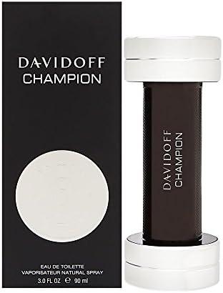 Davidoff Champion Agua de Colonia - 90 ml: Amazon.es: Belleza