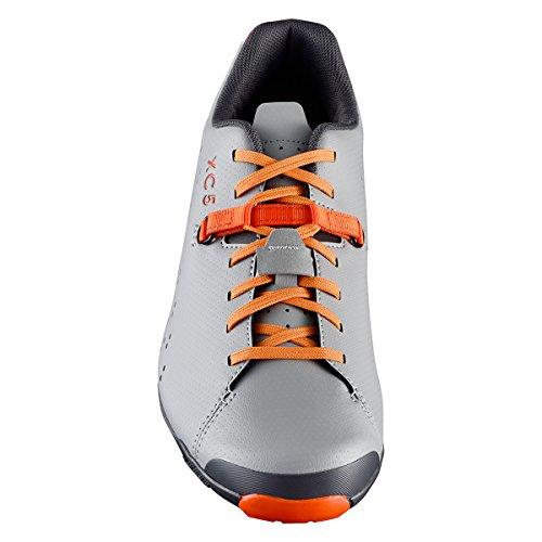 Shimano Femmes Xc500w Chaussures De Cyclisme (toutes Les Couleurs - Toutes Les Tailles) Gris / Orange