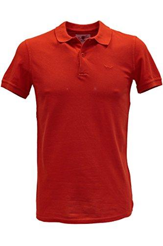 LTB Basic Polo-Shirt brick in M
