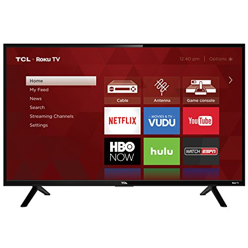 "TCL 32S301 32"" 720p 60Hz Roku Smart LED TV"
