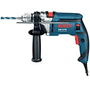 Bosch Professional GSB 1600 RE Corded 110 V Impact Drill
