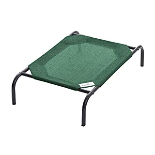 Coolaroo Replacement Cover, The Original Elevated Pet Bed by Coolaroo, Small, Brunswick Green