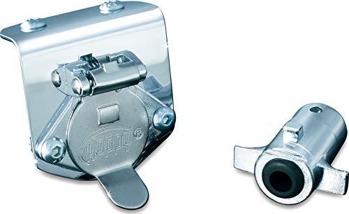 Kuryakyn 7659 5-Pin Receptacle Kit for Hitch