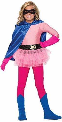 Forum Novelties Child Hero Tutu Costume, ()