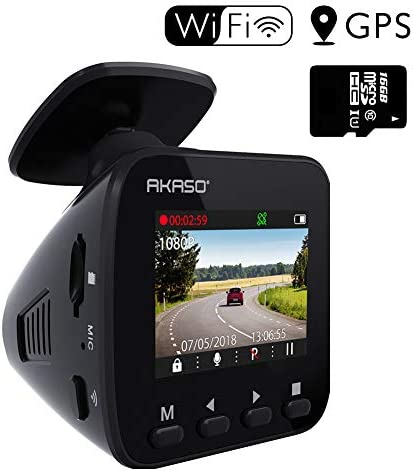 Dash Cam Dashboard Recording Camera product image