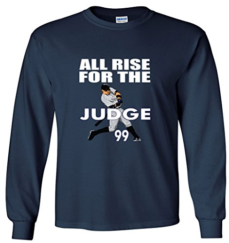 The Silo LONG SLEEVE NAVY Judge New York