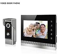 New Landing 7 Inch Wired Intercom Video Door Phone