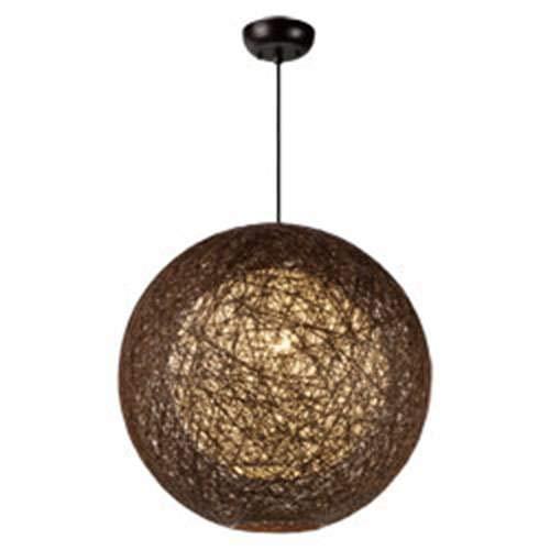 - Maxim Lighting Bali Pendant Light 14405CHWT
