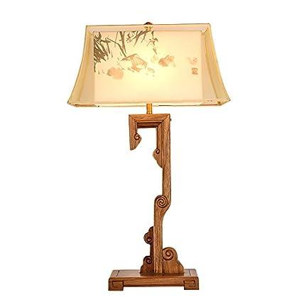 Asl Lampe De Table En Bois Lampe De Table Zen Creative Nouvelle