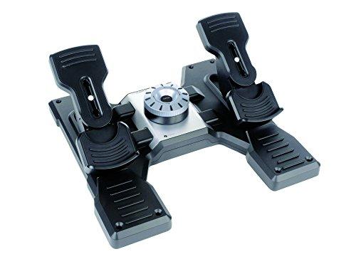 Logitech G PRO Flight Rudder Pedals by Logitech (Image #1)