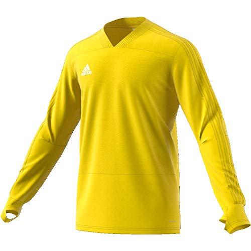 18 Focus amarillo Stop Adidas nbsp;entrenamiento Entrenamiento Top Amarillo Player Blanco Condivo 5RZAqxw4