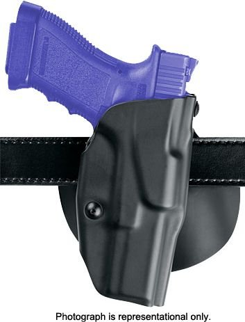 Safariland 6378 ALS Paddle Holster - STX Tactical Black With ITI M3 and TLR-1 from Safariland