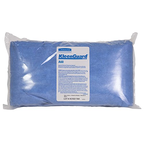 (Kleenguard A60 Bloodborne Pathogen & Chemical Splash Protection Coveralls )