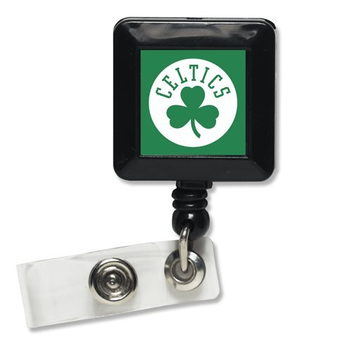 WinCraft NBA Boston Celtics 81671010 Retractable Badge Holder