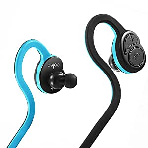 bluetooth earbuds aelec flexbuds stereo wireless sport headphones over ear noise. Black Bedroom Furniture Sets. Home Design Ideas