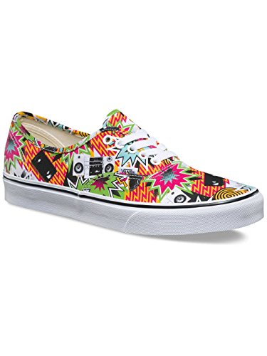 Vans UA Authentic, Zapatillas Para Hombre Multicolor