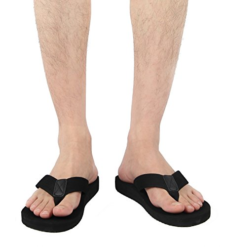 para Sandalias Casual Playa Negro iLoveSIA Zapatos de Hombre pawqZx1Sv