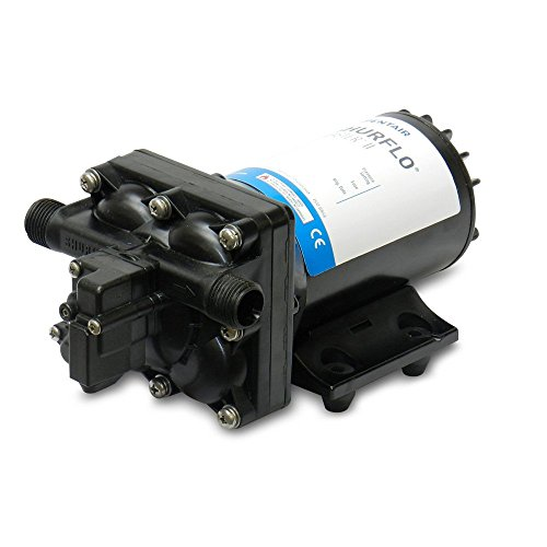 Shurflo by Pentair BLASTER II Washdown Pump - 12 VDC, 3.5 GPM [4238-121-E07]