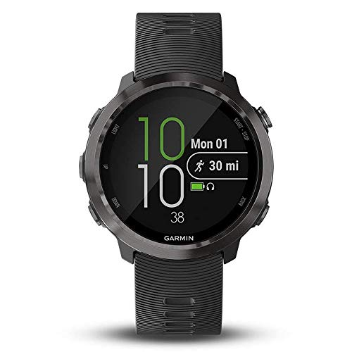 Garmin Forerunner 645 Music Bundle with Extra Band & HD Screen Protector Film (x4) | Running GPS Watch, Wrist HR, Music & Spotify, Garmin Pay (Slate + Music, Teal) by PlayBetter (Image #3)