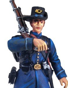 Union Infantry Iron - 1