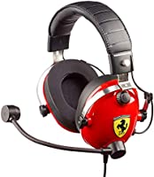 Save 33% on Thrustmaster T.Racing Scuderia Ferrari Edition Gaming Headset