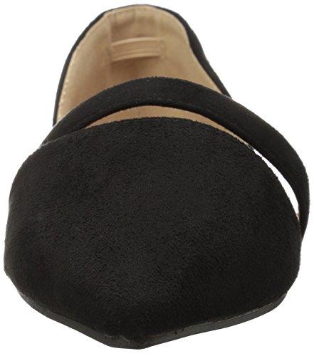 WoMen Black Ballet Nance Co Flat Brinley Z5qO6aS