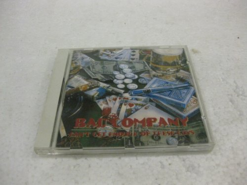 Bad Company - Bad Company Can