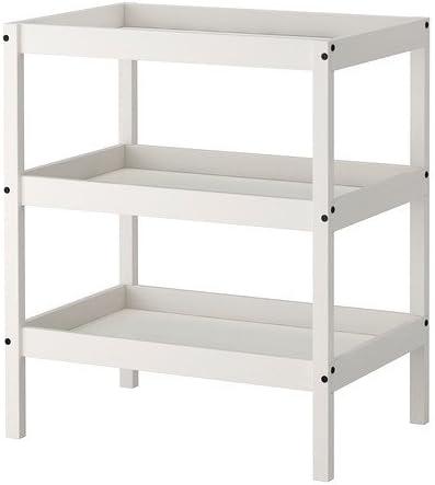 IKEA SUNDVIK - Cambio de mesa, blanco: Amazon.es: Hogar