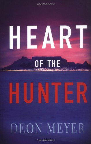 book cover of Heart of the Hunter
